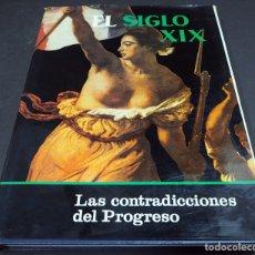 Libros de segunda mano: EL SIGLO XIX. LAS CONTRADICIONES DEL PROGRESO. EDITORIAL LABOR, S.A. 1973. Lote 182405332