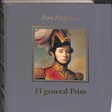 Libros de segunda mano: EL GENERAL PRIM. Lote 182457837