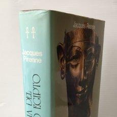 Libros de segunda mano: HISTORIA DEL ANTÍGUO EGIPTO. JACQUES PIRENNE. TOMO 2. ED. OCEANO, 1984.. Lote 182828133