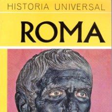 Libros de segunda mano: ROMA - HISTORIA UNIVERSAL DAIMON. Lote 182976456