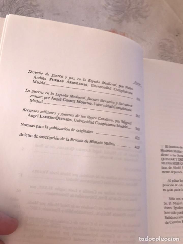 Libros de segunda mano: REVISTA HISTORIA MILITAR - Foto 4 - 182986753