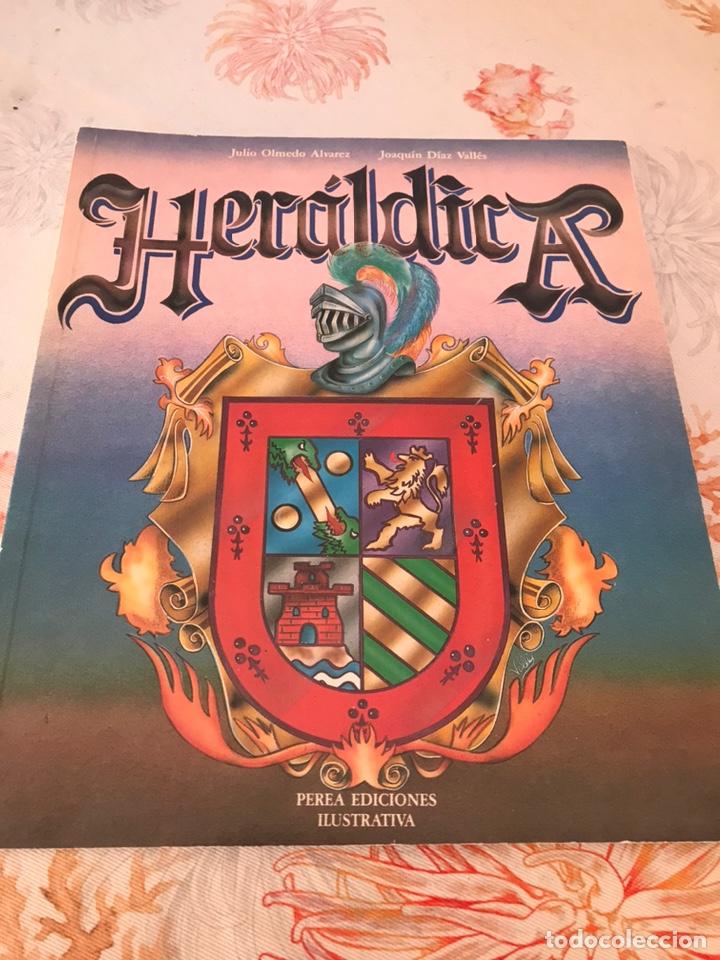 LIBRO HERALDICA I (Libros de Segunda Mano - Historia Antigua)