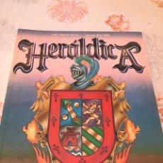Libros de segunda mano: LIBRO HERALDICA I. Lote 182988111