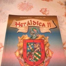 Libros de segunda mano: HERALDICA II. Lote 182988162