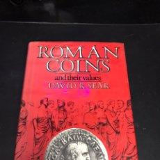 Libros de segunda mano: LIBRO ROMAN COINS CATALOGO. Lote 183427396
