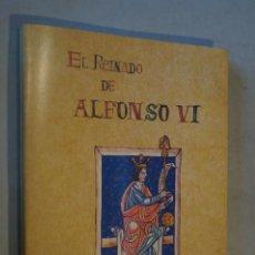 Libros de segunda mano: EL REINADO DE ALFONSO VI. CARLOS ESTEPA DIEZ.. Lote 183664760