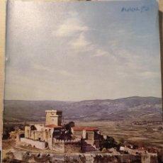 Libros de segunda mano: CASTILLOS DE ESPAÑA (BOLETIN DE LA ASOCIACION ESPAÑOLA DE AMIGOS DE LOS CASTILLOS). Nº 57 AÑO XIV. A. Lote 187210361