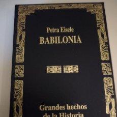Libros de segunda mano: BABILONIA. Lote 187214316