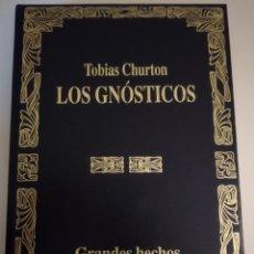Libros de segunda mano: LOS GNOSTICOS. Lote 187214893