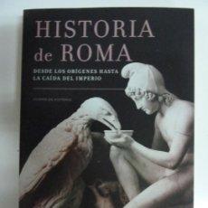 Libros de segunda mano: HISTORIA DE ROMA. BRIAN CAMPBELL. CRÍTICA. 1ª EDICIÓN 2013. Lote 187216087