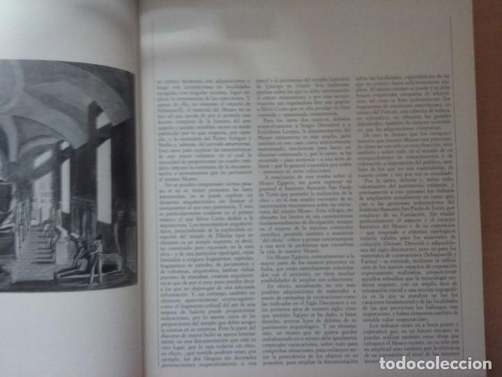 Libros de segunda mano: CIVILIZACIÓN DE LOS EGIPCIOS. LAS ARTES DE LA CELEBRACIÓN - MUSEO EGIPCIO DE TURIN - Foto 4 - 187438775