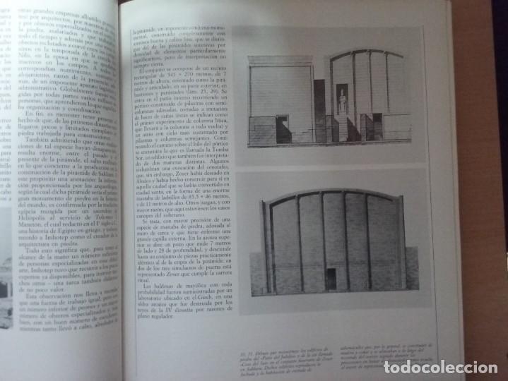Libros de segunda mano: CIVILIZACIÓN DE LOS EGIPCIOS. LAS ARTES DE LA CELEBRACIÓN - MUSEO EGIPCIO DE TURIN - Foto 6 - 187438775