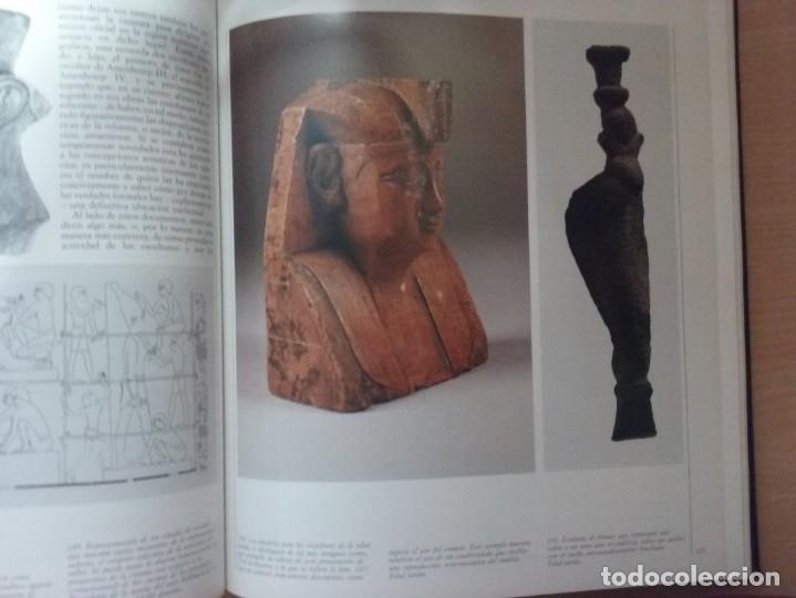 Libros de segunda mano: CIVILIZACIÓN DE LOS EGIPCIOS. LAS ARTES DE LA CELEBRACIÓN - MUSEO EGIPCIO DE TURIN - Foto 9 - 187438775