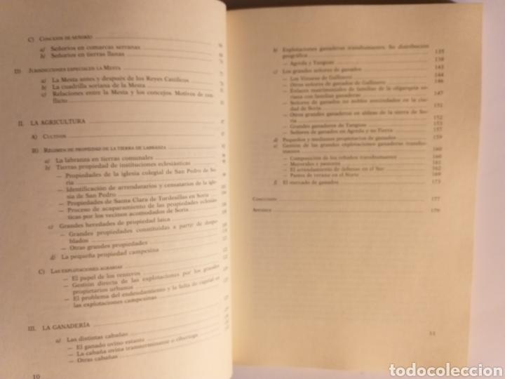 Libros de segunda mano: Soria en la Baja Edad Media espacio rural y economía agraria . Máximo Diago . Editorial Complutense - Foto 13 - 187455795