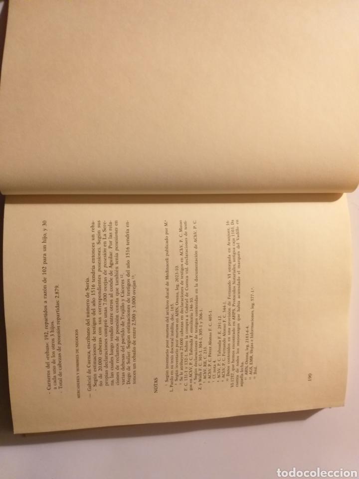 Libros de segunda mano: Soria en la Baja Edad Media espacio rural y economía agraria . Máximo Diago . Editorial Complutense - Foto 16 - 187455795
