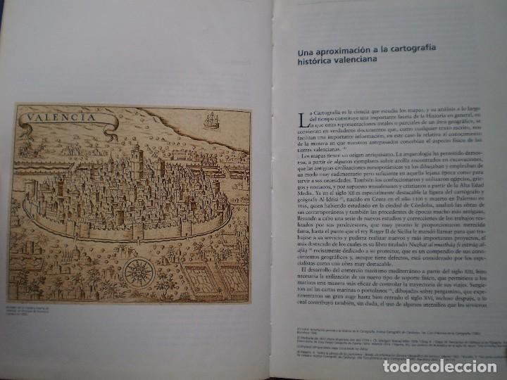 Libros de segunda mano: LIBRO. MAPAS DEL REINO DE VALENCIA DE LOS SIGLOS XVI A XIX. MUY DOCUMENTADO Y CON MUCHOS MAPAS - Foto 2 - 188537297