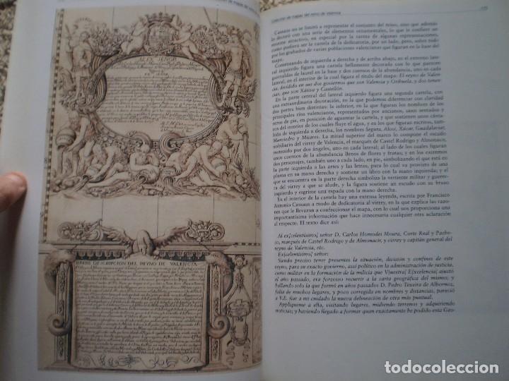 Libros de segunda mano: LIBRO. MAPAS DEL REINO DE VALENCIA DE LOS SIGLOS XVI A XIX. MUY DOCUMENTADO Y CON MUCHOS MAPAS - Foto 5 - 188537297