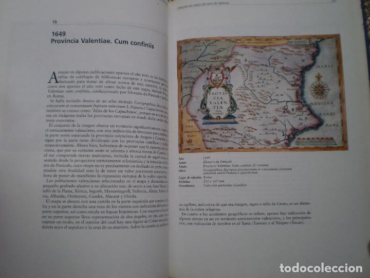 Libros de segunda mano: LIBRO. MAPAS DEL REINO DE VALENCIA DE LOS SIGLOS XVI A XIX. MUY DOCUMENTADO Y CON MUCHOS MAPAS - Foto 6 - 188537297