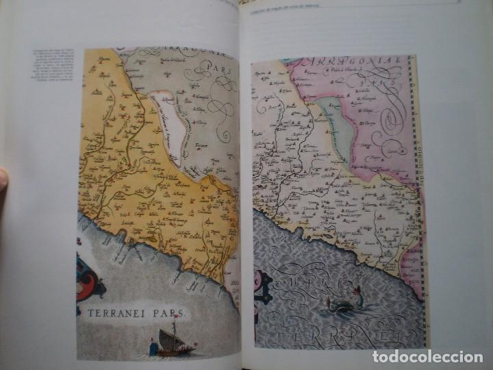 Libros de segunda mano: LIBRO. MAPAS DEL REINO DE VALENCIA DE LOS SIGLOS XVI A XIX. MUY DOCUMENTADO Y CON MUCHOS MAPAS - Foto 7 - 188537297