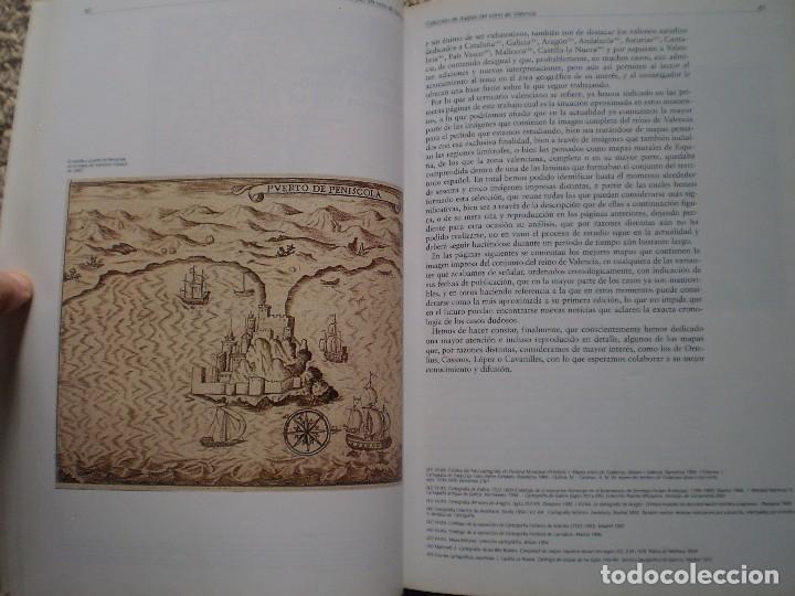 Libros de segunda mano: LIBRO. MAPAS DEL REINO DE VALENCIA DE LOS SIGLOS XVI A XIX. MUY DOCUMENTADO Y CON MUCHOS MAPAS - Foto 8 - 188537297
