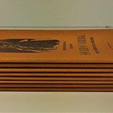 Libros de segunda mano: LIBRERÍAS PARÍS-VALENCIA. 8 EJEMPLARES. VARIOS AUTORES. COPIA FACSÍMIL. MADRID. 1995.. Lote 189097775