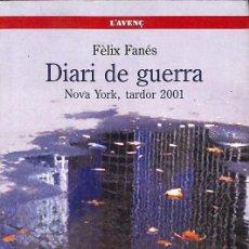 Libros de segunda mano: DIARI DE GUERRA. Lote 189291413