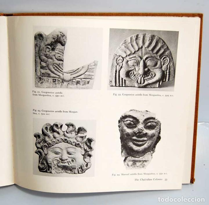 Libros de segunda mano: Sicily and the Greeks - Erik Sjöqvist - Foto 3 - 54441252