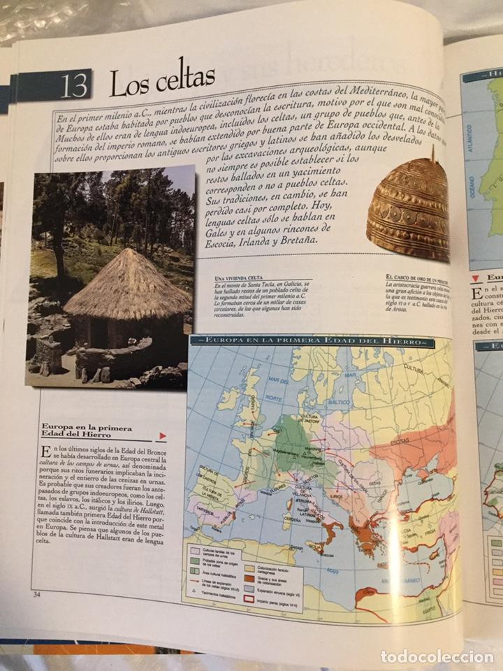 Libros de segunda mano: Atlas histórico universal, el país Aguilar - Foto 5 - 189593776