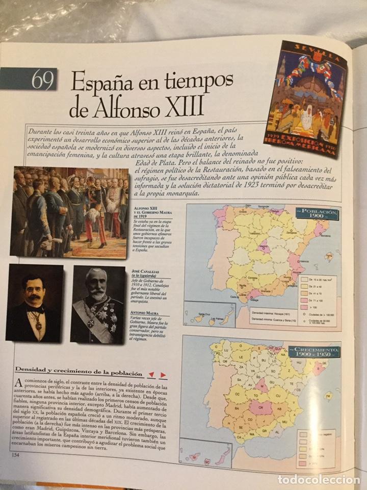 Libros de segunda mano: Atlas histórico universal, el país Aguilar - Foto 8 - 189593776