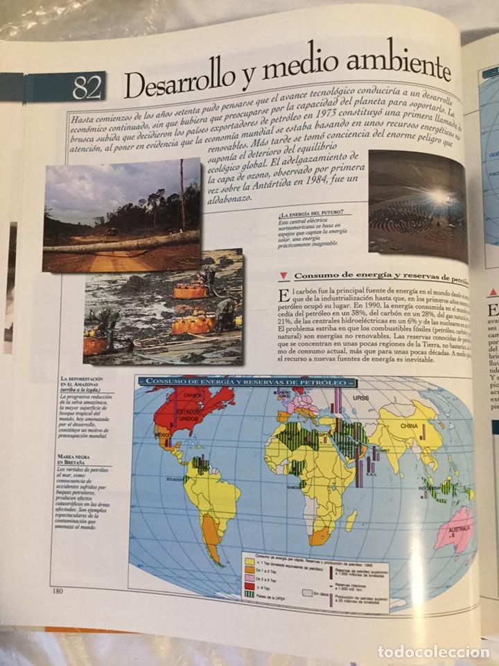 Libros de segunda mano: Atlas histórico universal, el país Aguilar - Foto 10 - 189593776
