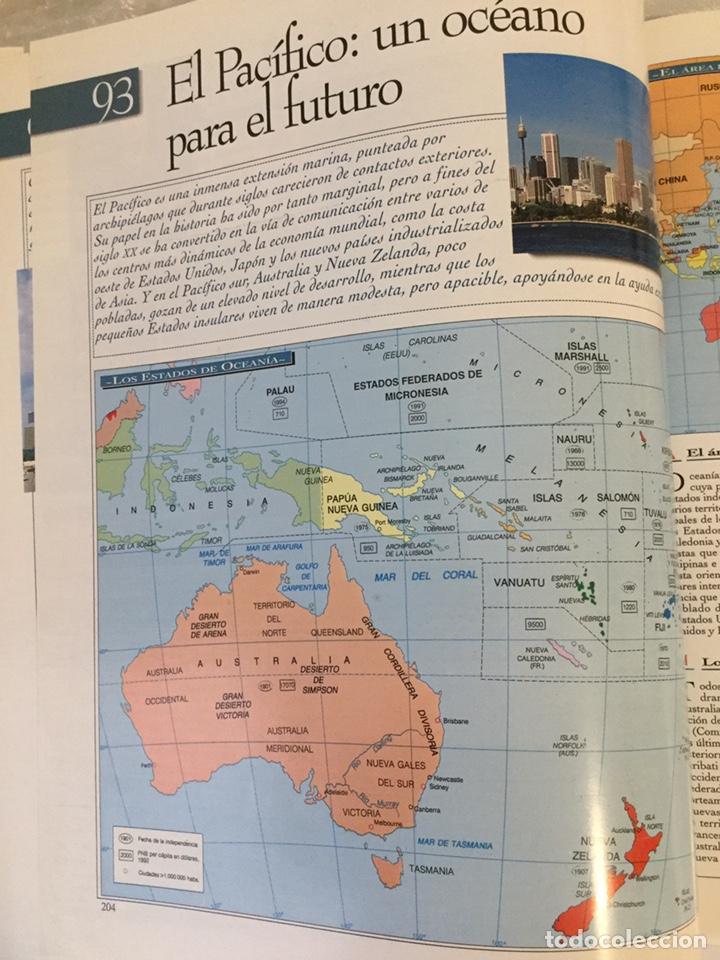 Libros de segunda mano: Atlas histórico universal, el país Aguilar - Foto 12 - 189593776
