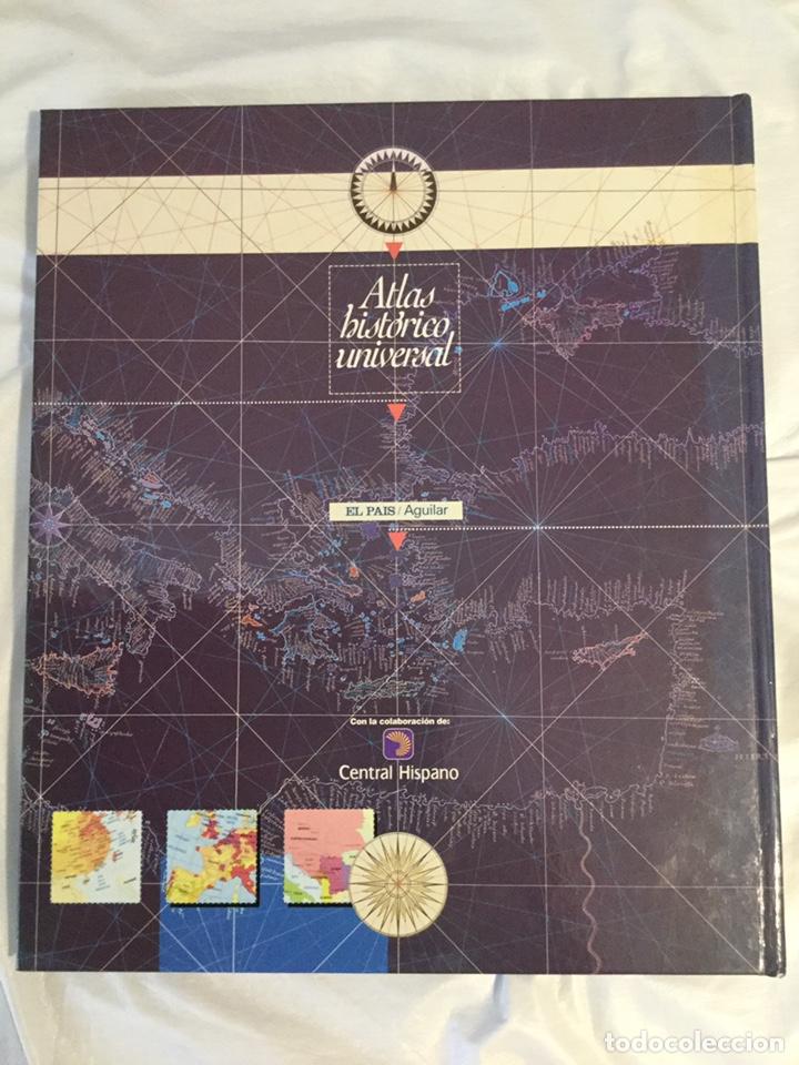 Libros de segunda mano: Atlas histórico universal, el país Aguilar - Foto 13 - 189593776