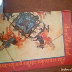 Livros em segunda mão: LAS CRUZADAS VISTAS POR LOS ARABES. AMIN MAALOUF. Lote 189751510