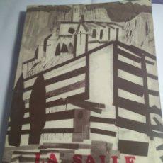 Libros de segunda mano: COLEGIO LA SALLE AL COR DE CATALUNYA MANRESA ( BARCELONA ). Lote 189769400