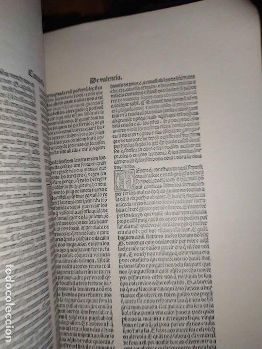 Libros de segunda mano: Unico Conquesta p lo Serenissim de la Ciutat e Regne de Valencia facsímil 1979 Paris Jaime Aragon? - Foto 15 - 189908502