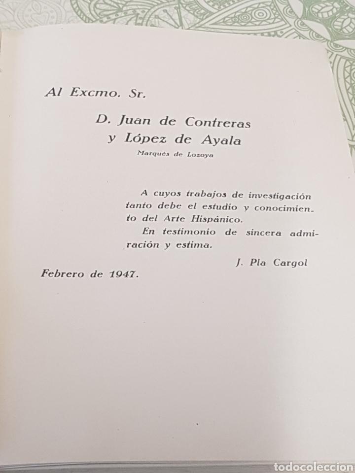Libros de segunda mano: 1948 Joaquin Pla Cargol Resumen de Historia del Arte ilustrado - Foto 3 - 190001222