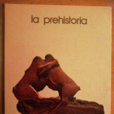 Libros de segunda mano: 2X1 LA PREHISTORIA. BIBLIOTECA SALVAT DE GRANDES TEMAS, 1973. LUIS PERICOT Y RICARDO MARTÍN.. Lote 191400757