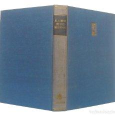 Libros de segunda mano: 1953 - EL LIBRO DE LOS MUERTOS - LITERATURA DEL ANTIGUO EGIPTO - MITOLOGÍA EGIPCIA, OSIRIS, TOT. Lote 191446716