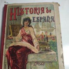 Libros de segunda mano: HISTORIA DE ESPAÑA POR S CALLEJA. Lote 191623615