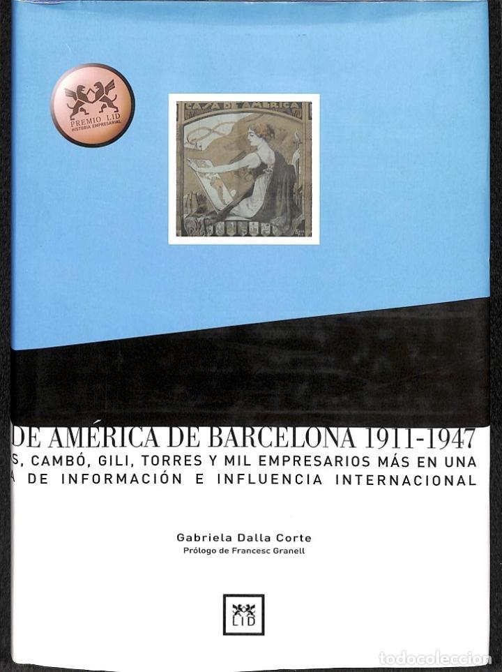 Casa De America De Barcelona 1911 1947 Comprar Libros De