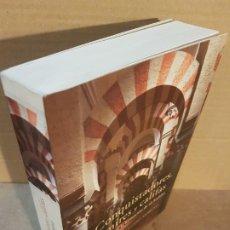 Libri di seconda mano: CONQUISTADORES , EMIRES Y CALIFAS: LOS OMEYAS Y LA FORMACIÓN DE AL-ANDALUS ( EDUARDO MANZANO ). Lote 193278873