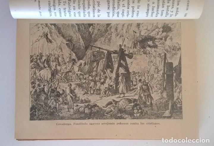 Libros de segunda mano: DE COVADONGA A GRANADA.HISTORIA DE LA RECONQUISTA DE ESPAÑA-P. ENRIQUE HERRERA ORIA,S.J.-2ª EDICIÓN - Foto 2 - 235612395