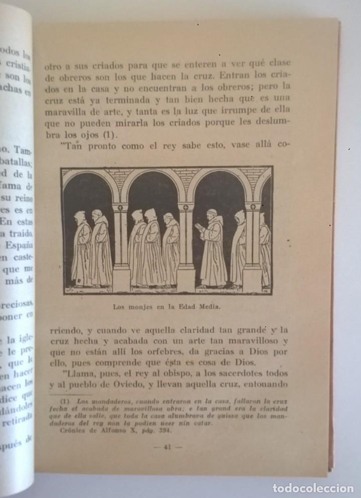Libros de segunda mano: DE COVADONGA A GRANADA.HISTORIA DE LA RECONQUISTA DE ESPAÑA-P. ENRIQUE HERRERA ORIA,S.J.-2ª EDICIÓN - Foto 4 - 235612395
