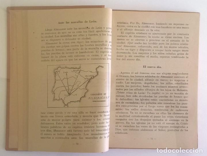 Libros de segunda mano: DE COVADONGA A GRANADA.HISTORIA DE LA RECONQUISTA DE ESPAÑA-P. ENRIQUE HERRERA ORIA,S.J.-2ª EDICIÓN - Foto 5 - 235612395