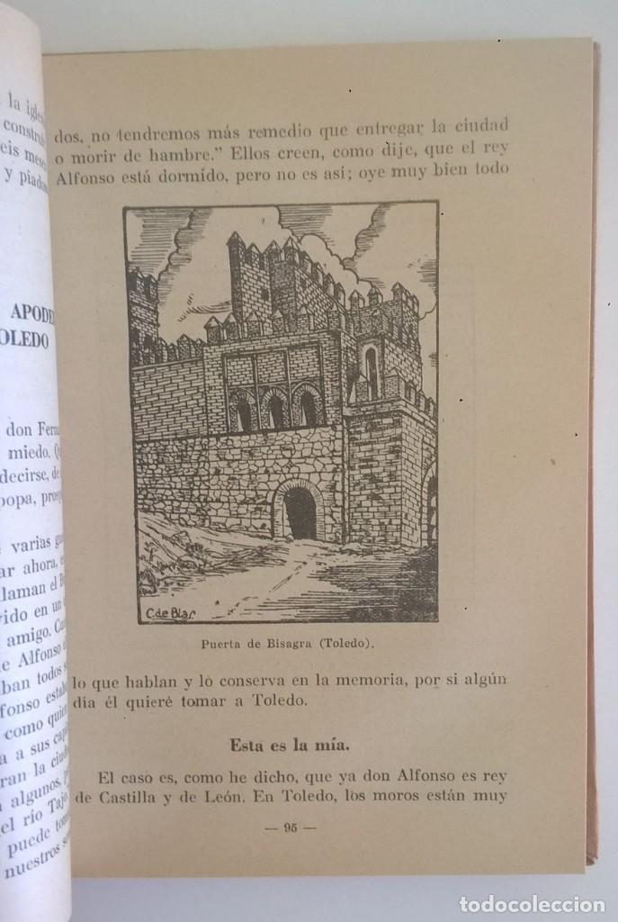 Libros de segunda mano: DE COVADONGA A GRANADA.HISTORIA DE LA RECONQUISTA DE ESPAÑA-P. ENRIQUE HERRERA ORIA,S.J.-2ª EDICIÓN - Foto 7 - 235612395