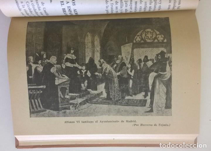 Libros de segunda mano: DE COVADONGA A GRANADA.HISTORIA DE LA RECONQUISTA DE ESPAÑA-P. ENRIQUE HERRERA ORIA,S.J.-2ª EDICIÓN - Foto 8 - 235612395