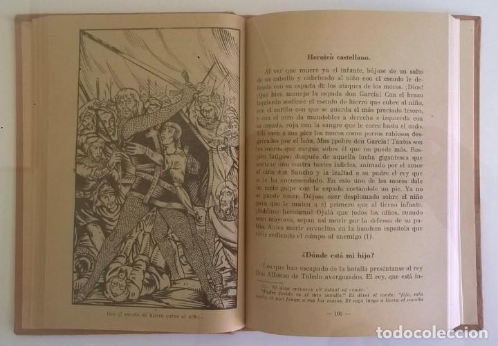 Libros de segunda mano: DE COVADONGA A GRANADA.HISTORIA DE LA RECONQUISTA DE ESPAÑA-P. ENRIQUE HERRERA ORIA,S.J.-2ª EDICIÓN - Foto 9 - 235612395