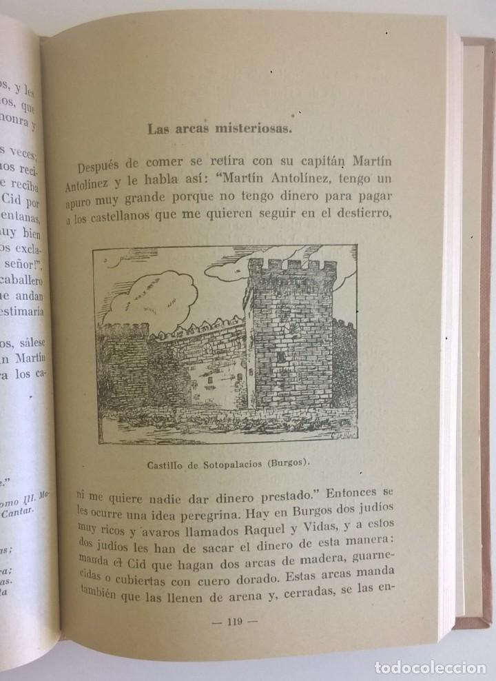 Libros de segunda mano: DE COVADONGA A GRANADA.HISTORIA DE LA RECONQUISTA DE ESPAÑA-P. ENRIQUE HERRERA ORIA,S.J.-2ª EDICIÓN - Foto 10 - 235612395