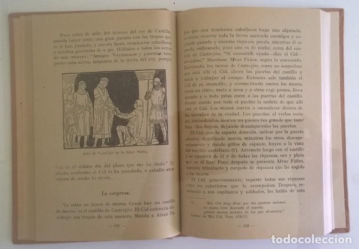 Libros de segunda mano: DE COVADONGA A GRANADA.HISTORIA DE LA RECONQUISTA DE ESPAÑA-P. ENRIQUE HERRERA ORIA,S.J.-2ª EDICIÓN - Foto 11 - 235612395