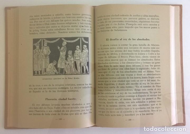Libros de segunda mano: DE COVADONGA A GRANADA.HISTORIA DE LA RECONQUISTA DE ESPAÑA-P. ENRIQUE HERRERA ORIA,S.J.-2ª EDICIÓN - Foto 13 - 235612395